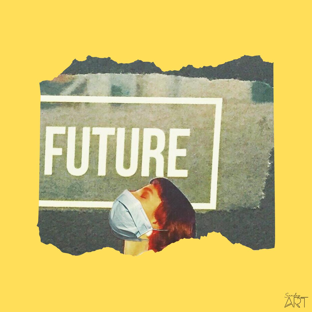 illustration Future _ Sundayart © copyrights